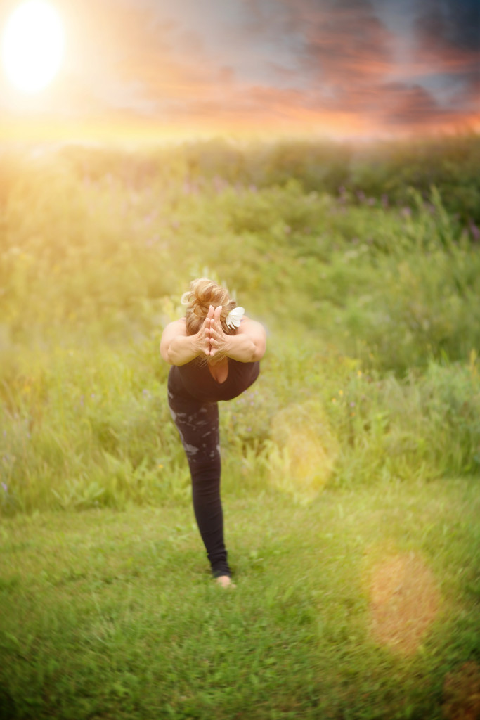 COURS YOGA VICTORIAVILLE PLEIN AIR